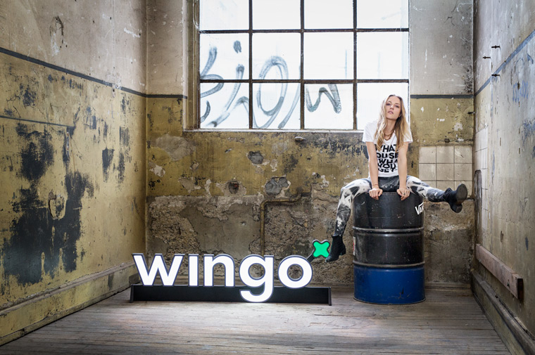 Wingo Launch